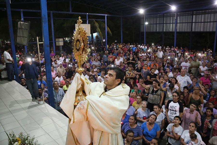 Monseñor Rolando Álvarez, Obispo de la Diócesis de Matagalpa. Foto: Cortesía / Artículo 66