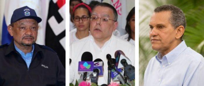 Departamento del Tesoro de los Estados Unidos sanciona a Ramón Avellán, Lumberto Campbell y Roberto López