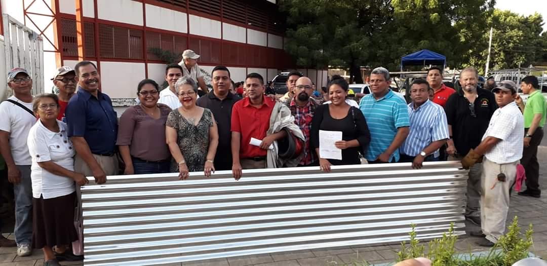 Iglesias evangélicas que apoyan al dictador Daniel Ortega, siguen recibiendo premios. Foto: Cortesía
