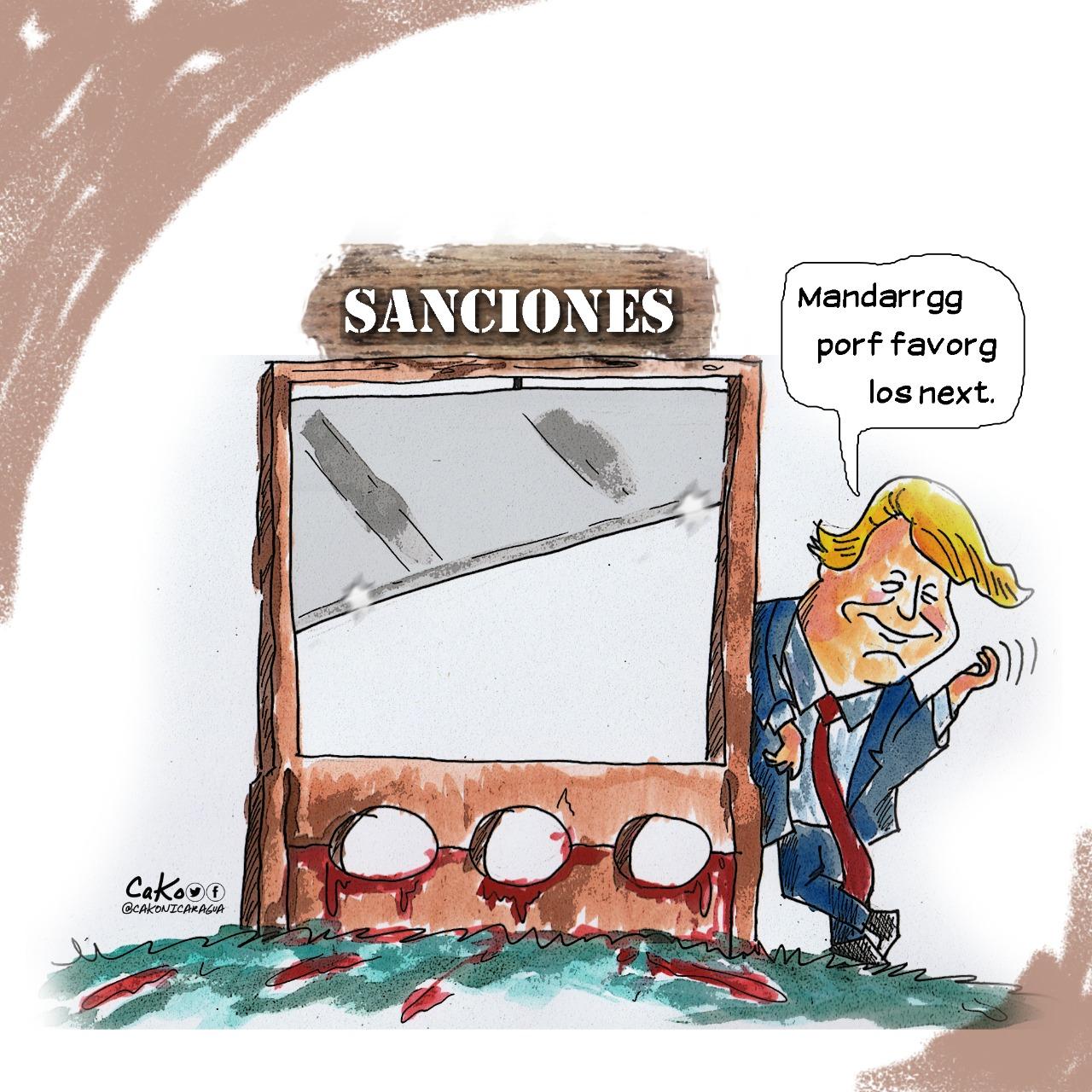 La Caricatura: Que pasen los next