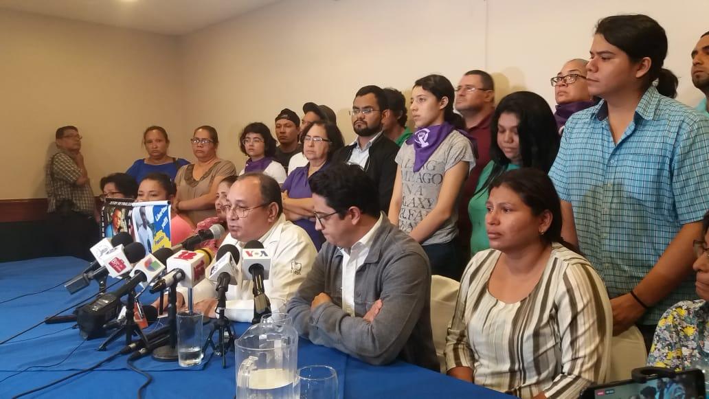 Miembros de la UNAB permanecen detenidos y podrían ser puestos a la orden de un juez. Foto: María Gómez/Artículo 66