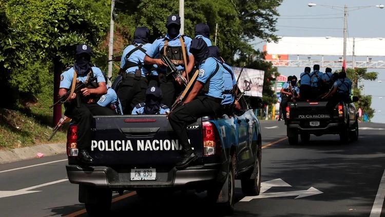 Ortega con la detención de los miembros de la UNAB atiza tensión con legisladores internacionales