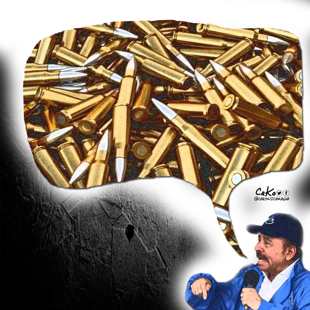 La Caricatura: El discurso del dictador