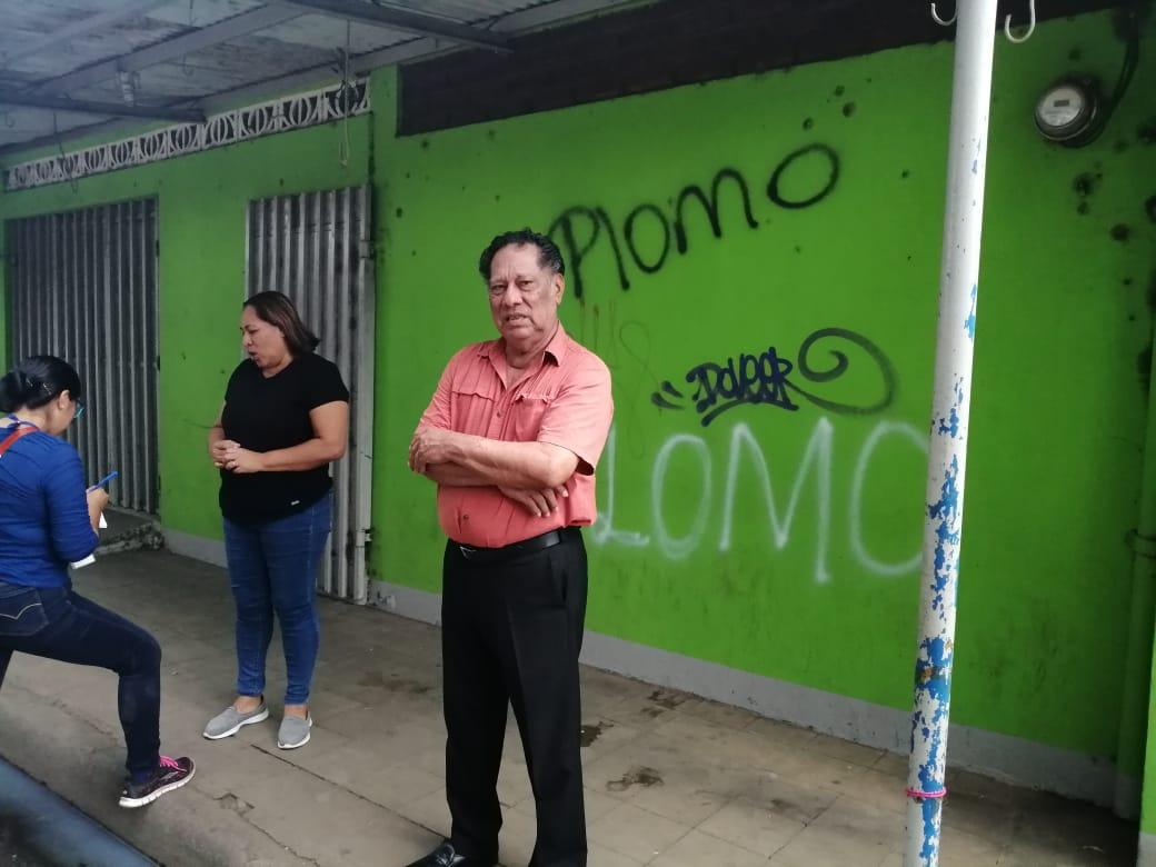 Así dejaron los orteguistas la casa de los familiares de Yubrank Suazo. Foto: Noel Pérez/Artículo 66