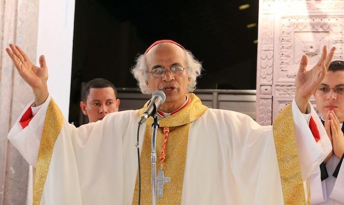 Cardenal Leopoldo Brenes, arzobispo de Managua. Foto: Cortesía/Religión Digital