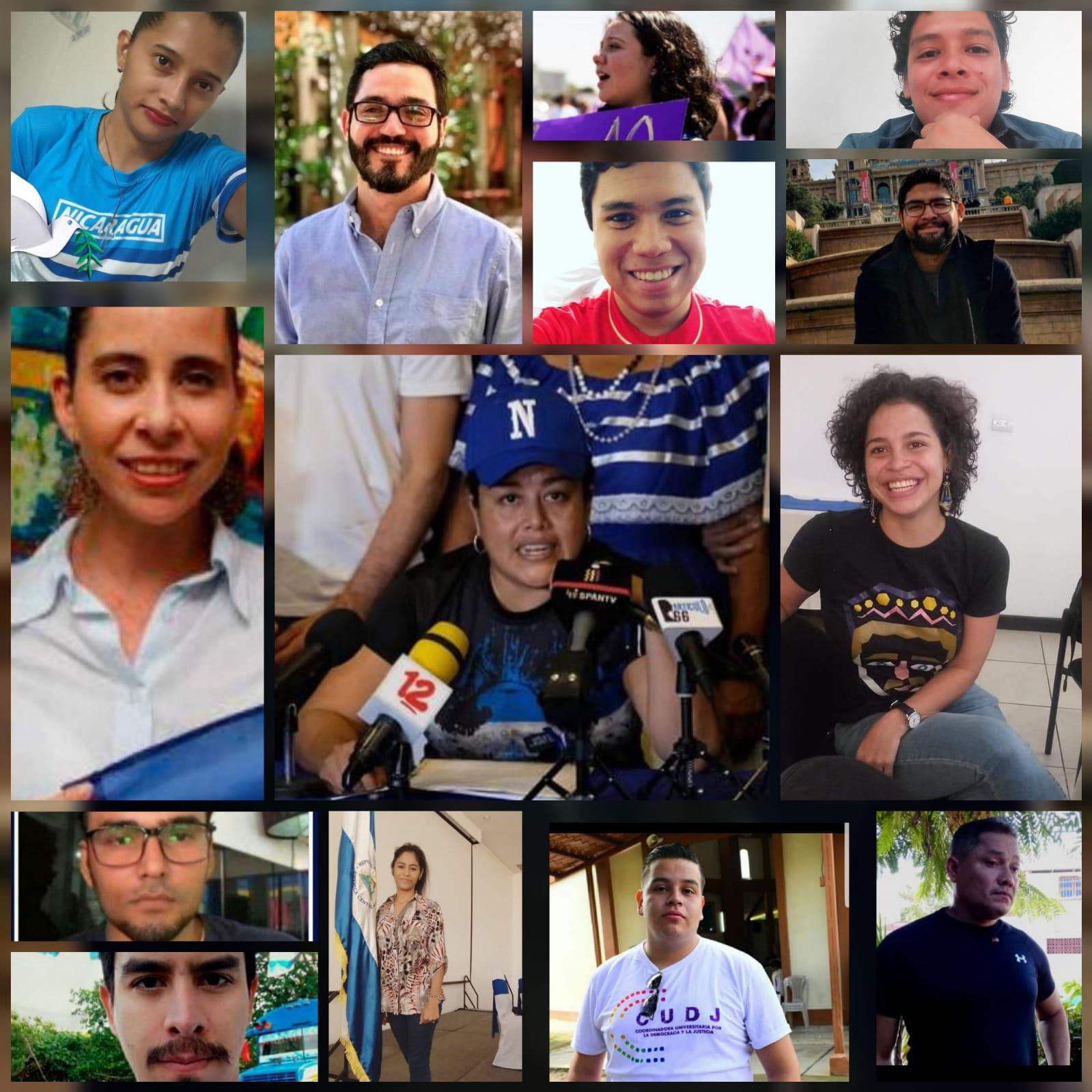 Los 16 nuevos presos políticos de la dictadura, encarcelados por regalar agua