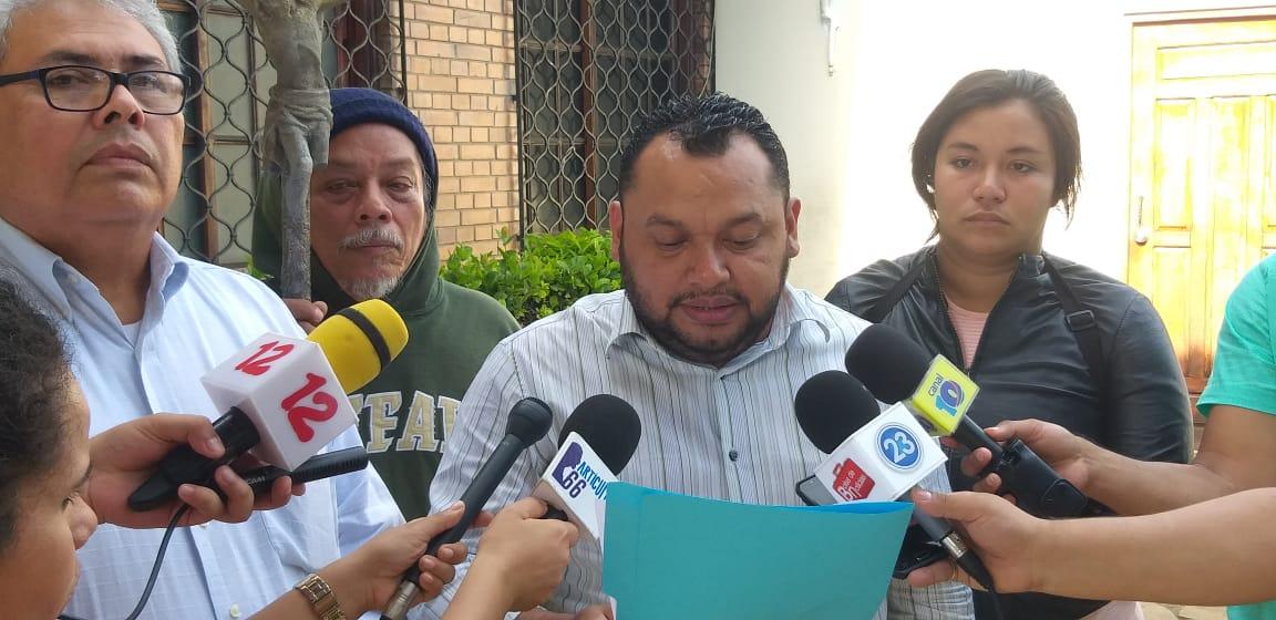 Periodistas independientes condenan escalada de agresiones contra periodistas independientes. Foto: Artículo 66