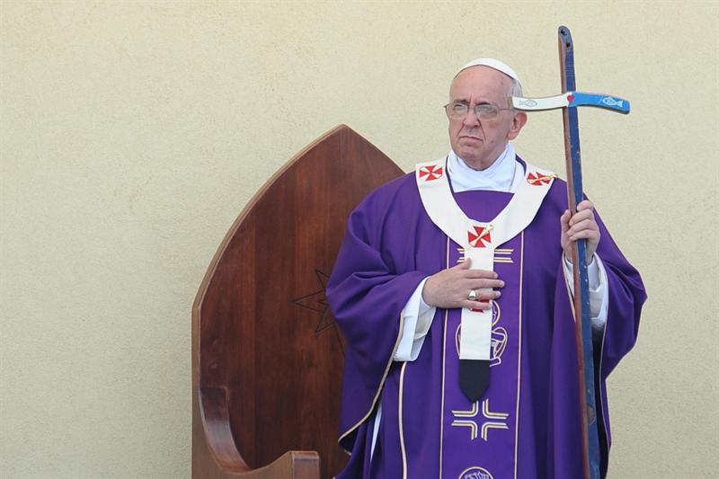 Papa Francisco. Foto/Archivo/Cortesía:  Agencia de noticias Religión Digital de España