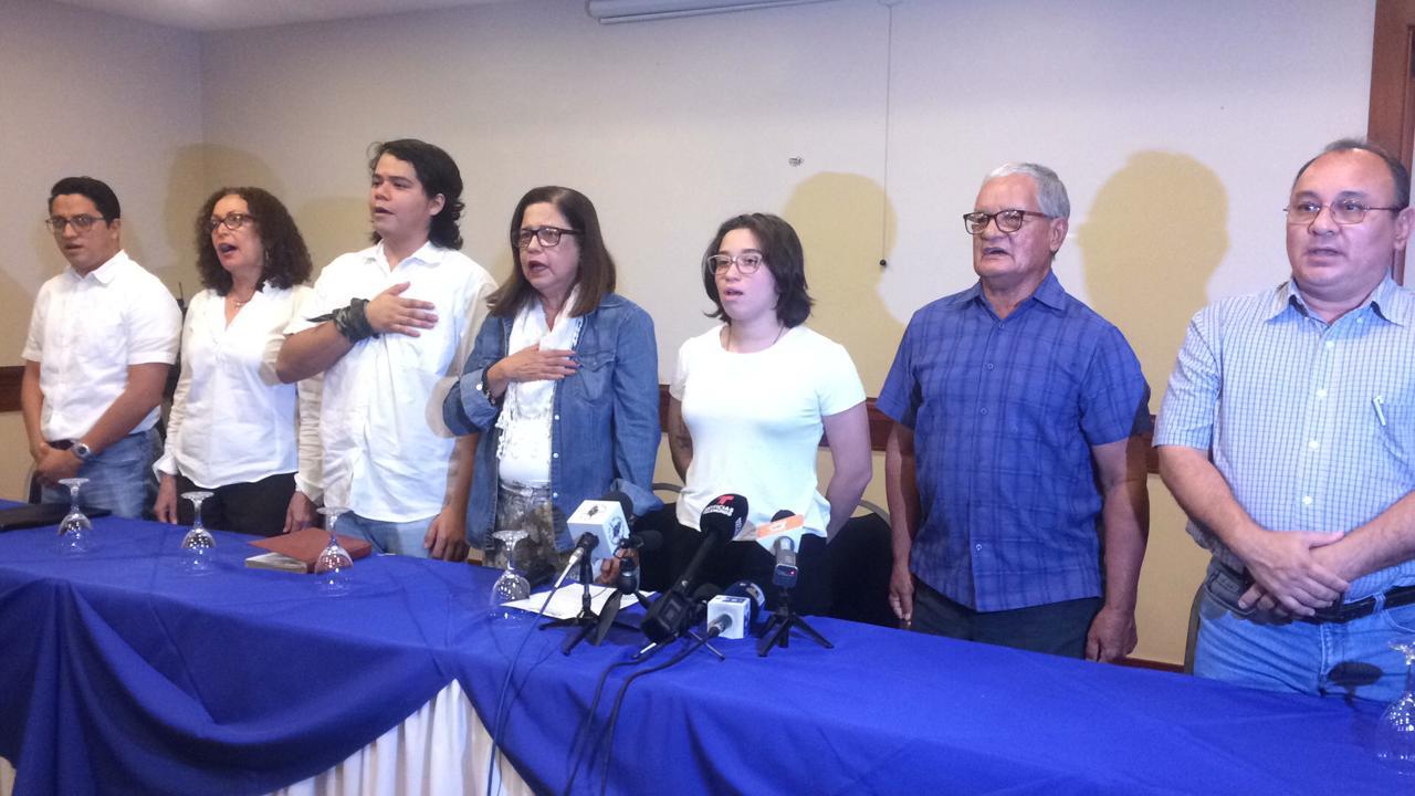 Unidad Nacional Azul y Blanco se prepara para elegir nuevo Consejo Político