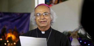 """Arzobispo Leopoldo Brenes: """"Papa pidió privadamente liberación de los prisioneros políticos"""""""