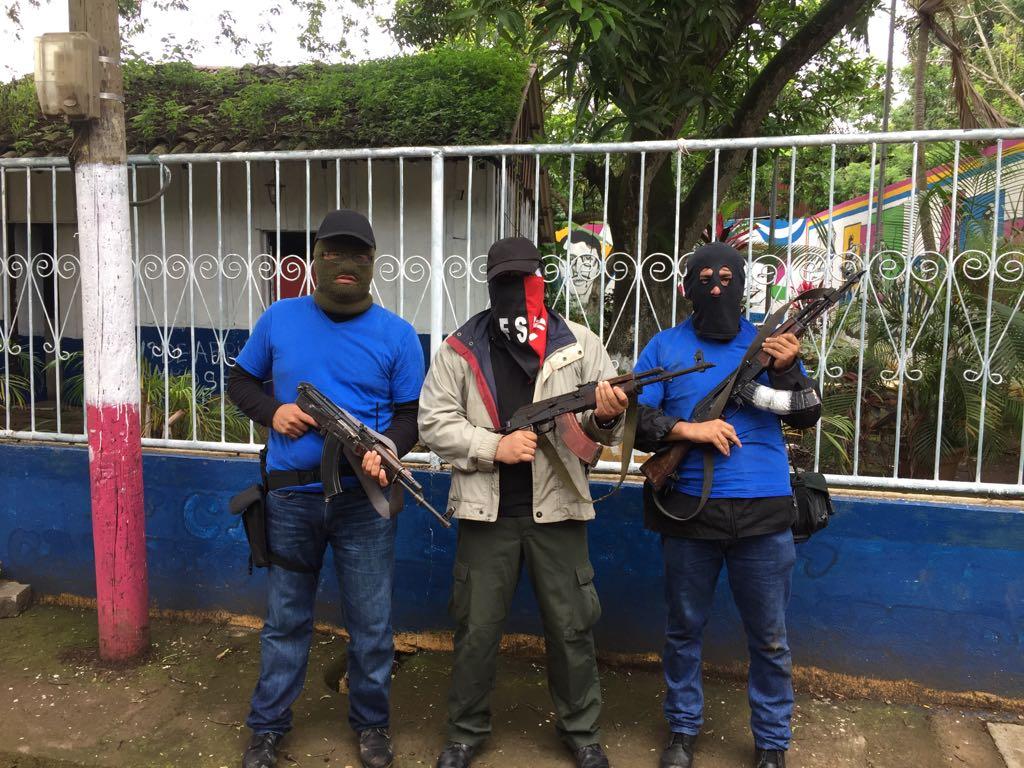 Paramilitares y policías de la dictadura serán premiados con la Orden Carlos Fonseca