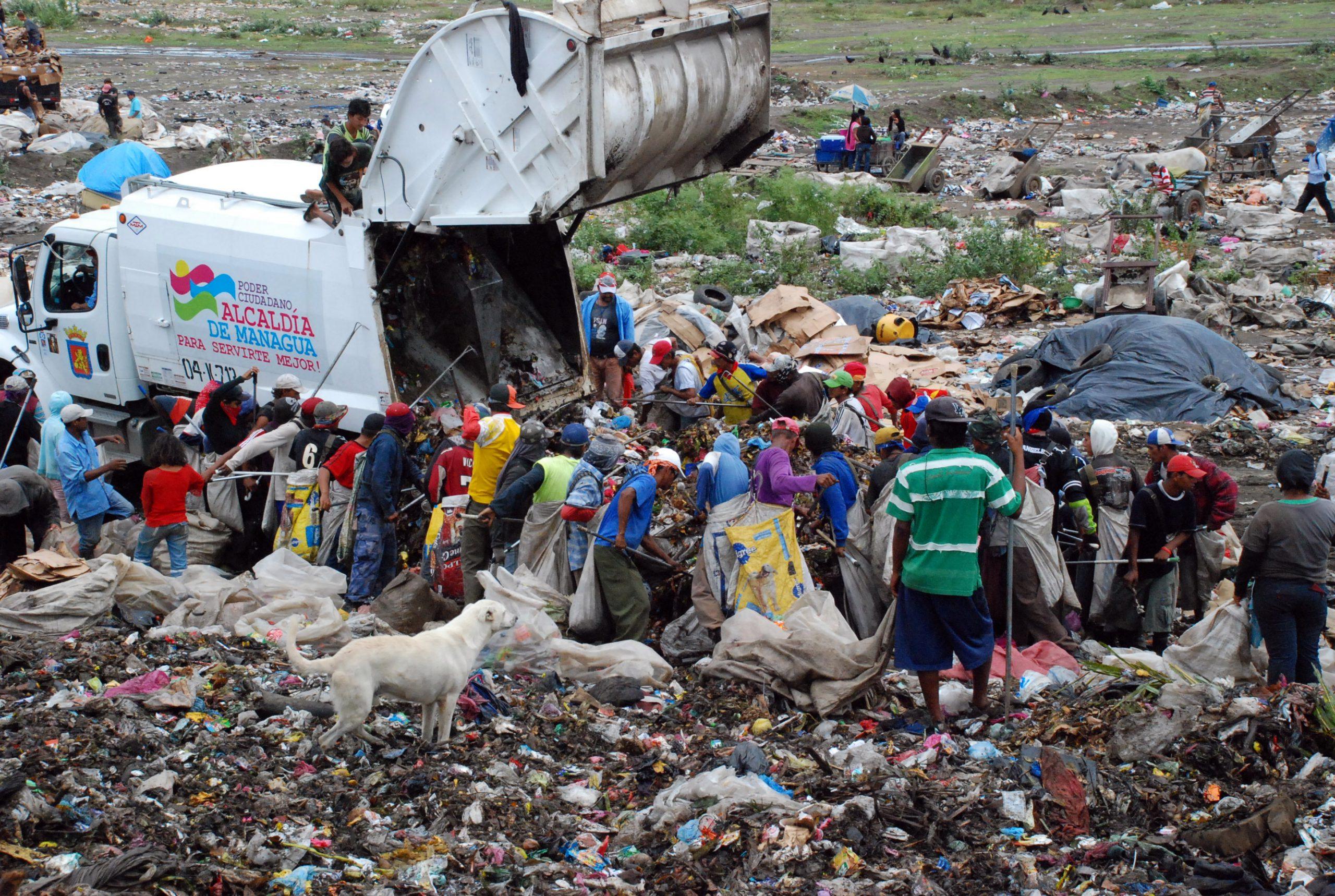 Con la caída del -5.3% del PIB Nicaragua ocupa en el segundo país que sufre mayor contracción económica