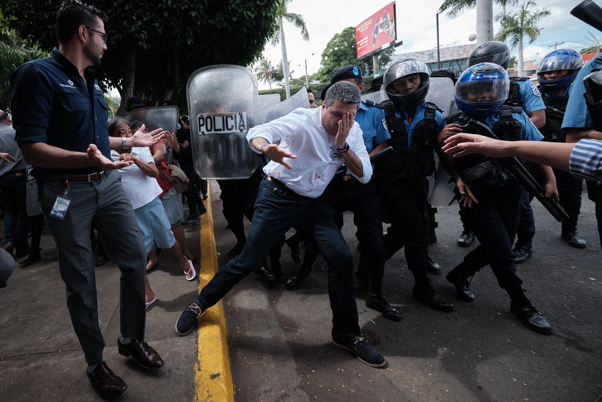 Eurodiputado José Bauzá solicita sanciones contra Ramón Avellán y los hermanos Laureano y Rafael Ortega Murillo