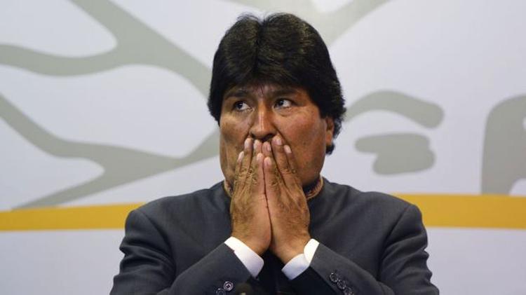 Giran orden de captura contra Evo Morales por los delitos sedición, terrorismo y financiamiento al terrorismo