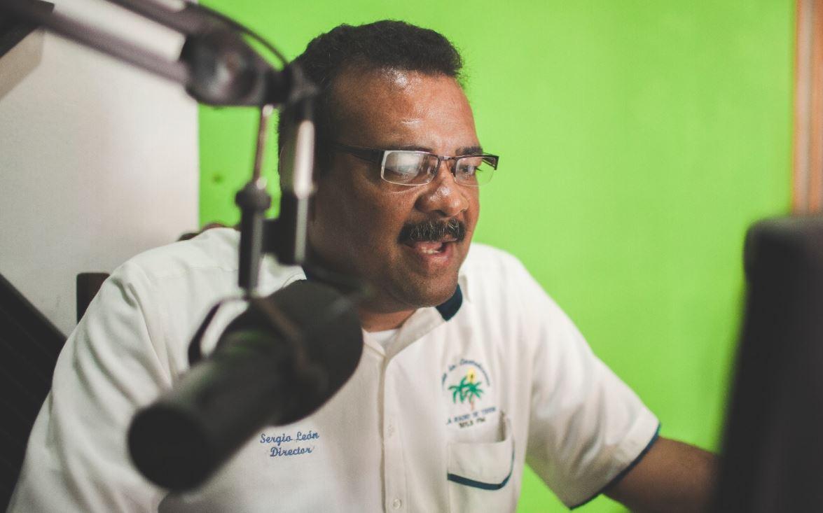 Perioridistas de Radio La Costeñísima bajo amenazas después del asesinato de un dirigente del FSLN en Bluefields. Foto: La Prensa