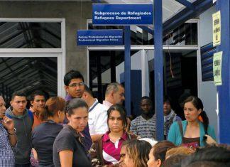 Michelle Bachelet urge a Costa Rica agilizar trámites de solicitudes de refugio