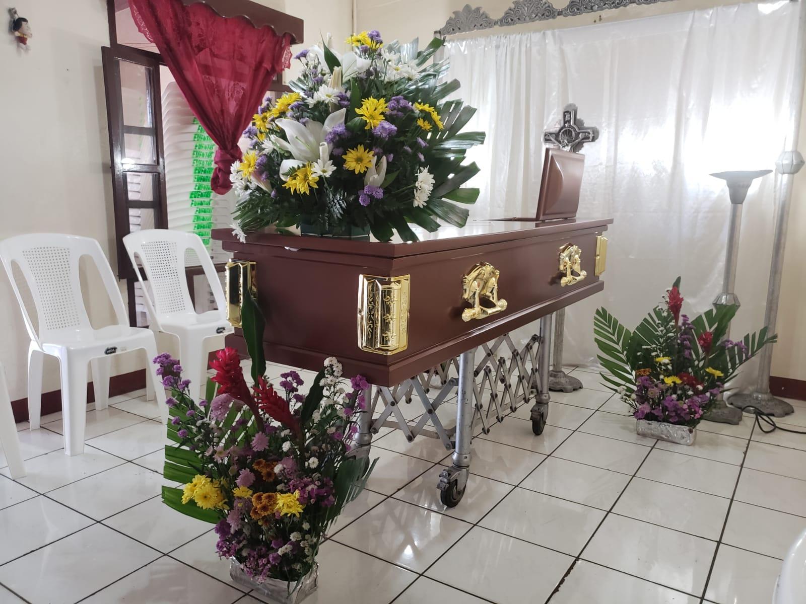 Julio César Sandino, asesinado por la Policía en un enfrentamiento en Masaya. Foto: Geovanny Shiffman/Artículo 66