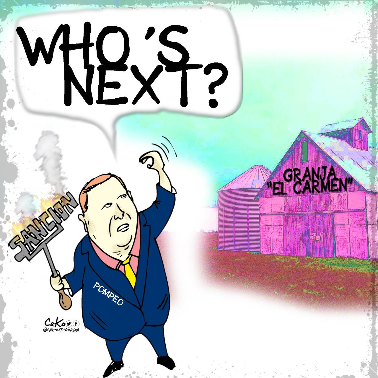 La Caricatura: ¡Que pase el próximo!