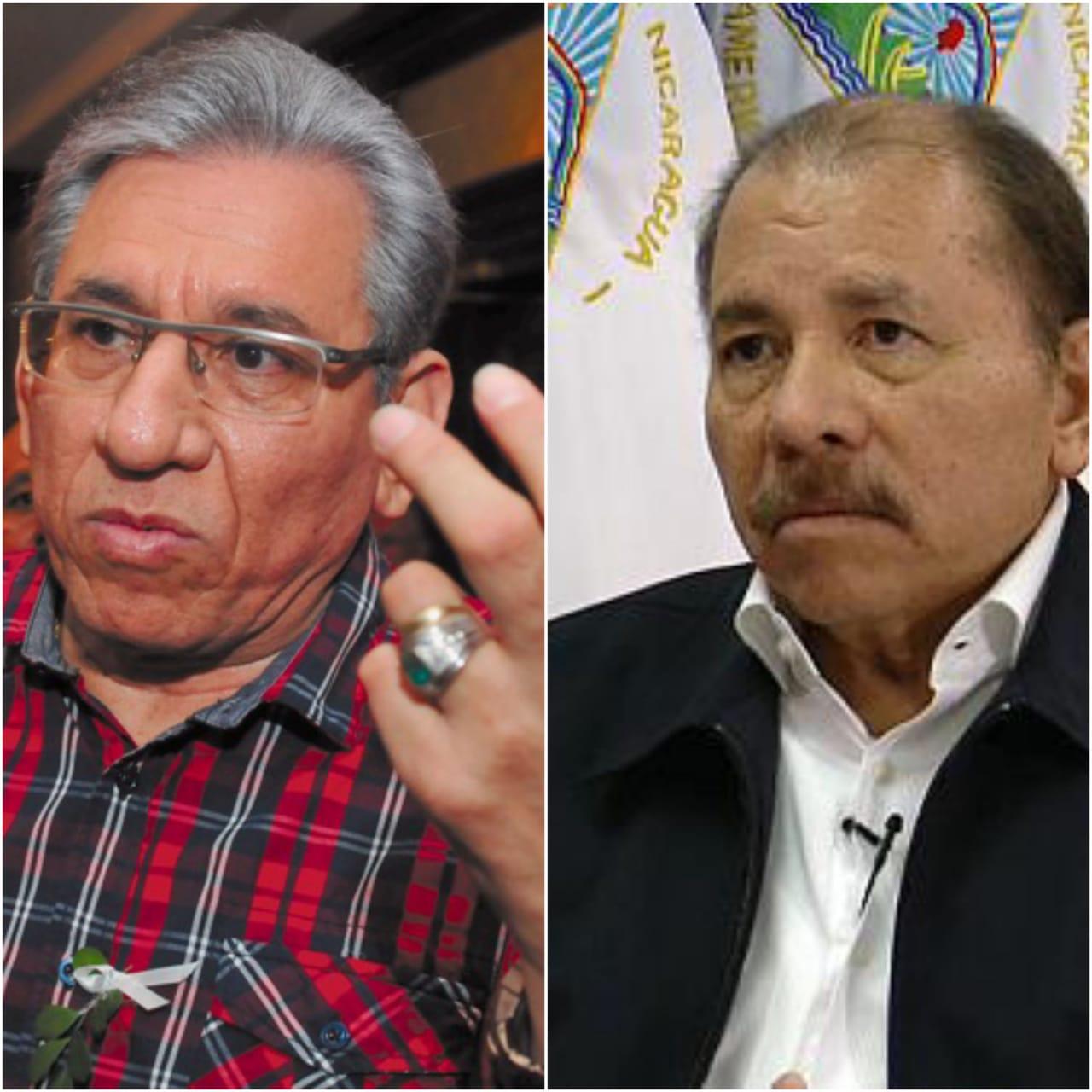 Humberto Ortega demanda al dictador la libertad de todos los presos políticos