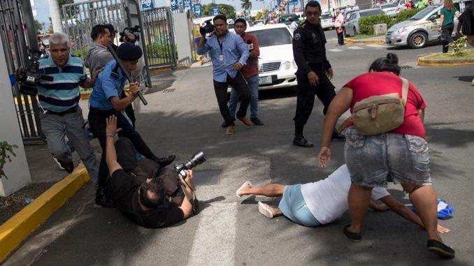 Dictadura recrudece violación de derecho humanos en NIcaragua. Foto: Cortesía