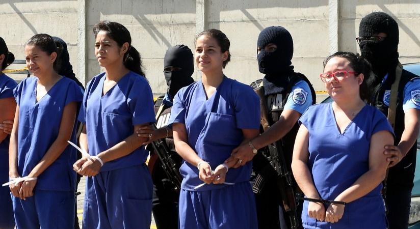 """Régimen de Ortega libera a presos políticos entre ellos los de """"la banda de los aguadores"""""""