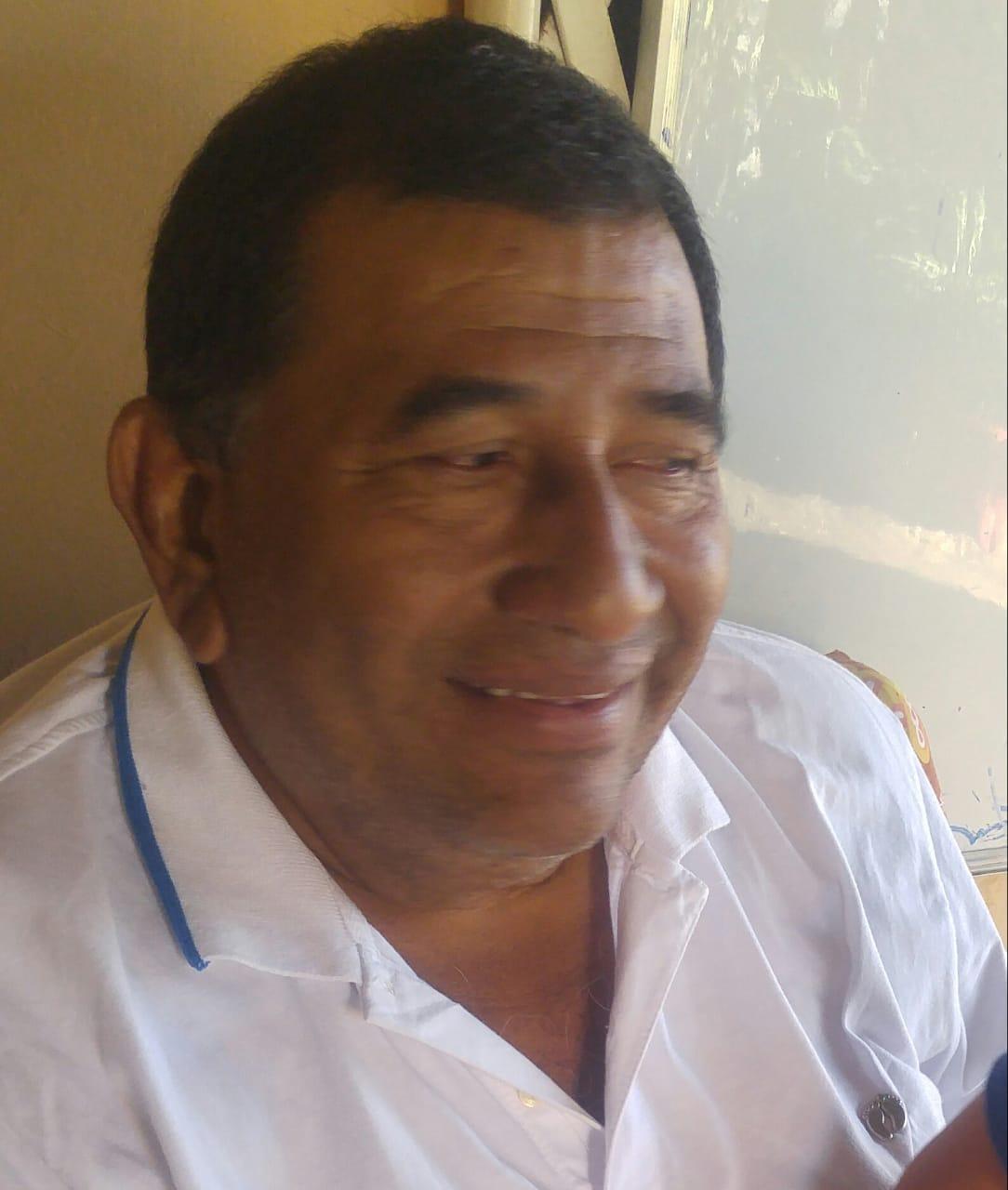 Everth Centeno Hernández, de 56 años, excarcelado político. Foto: Cortesía