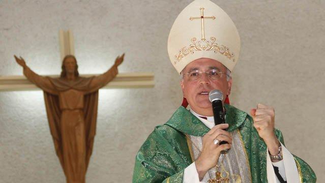 Monseñor Silvio José Báez. Foto/Archivo: Agencia de noticias ReligionDigital.com de España