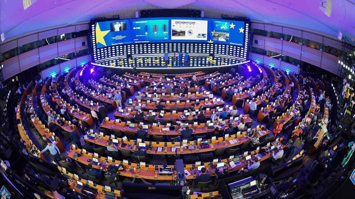 Eurodiputados amenazan con imponer sanciones a la «lista negra» de Ortega si aprueba Ley de Agentes Extranjeros. Foto: Cortesía