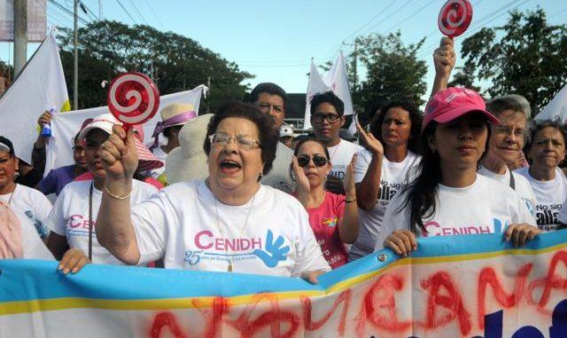 En 2017 la Dra. Vilma Núñez fue víctima de una campaña de difamación. Foto: Cortesía