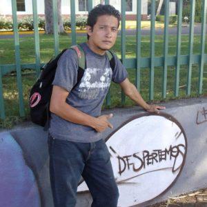 "Elton Gómez, activista social y ""comunicador empírico""."