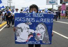 Nicaragua ocupa el tercer lugar de los países donde la democracia es nula