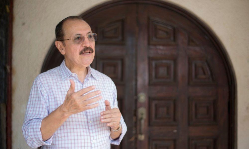 General de Brigada en retiro Hugo Torres Jiménez. Foto: Tomada de la Web