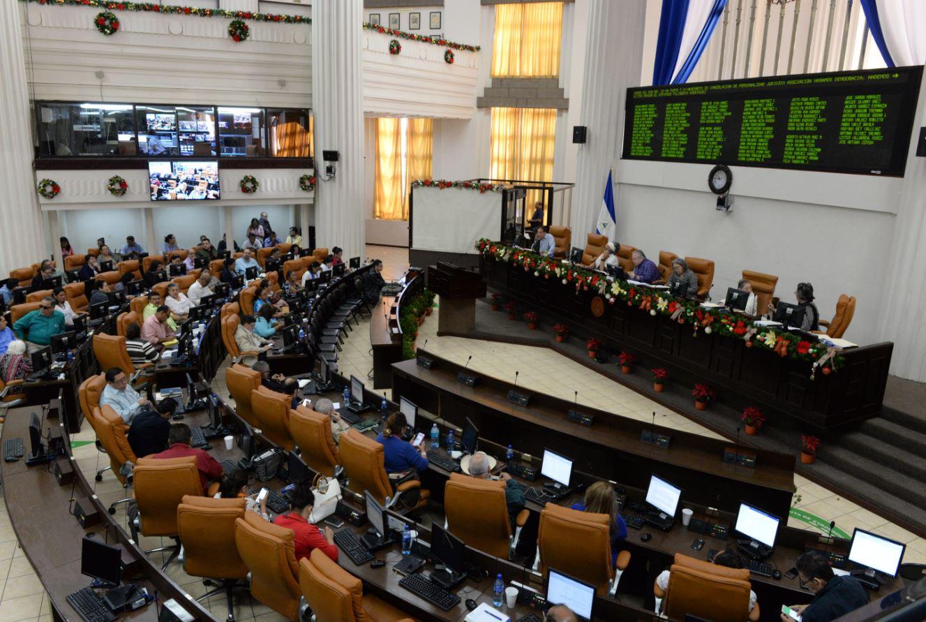 Asamblea Nacional de Nicaragua discutirá reformas electorales. Foto: La Prensa