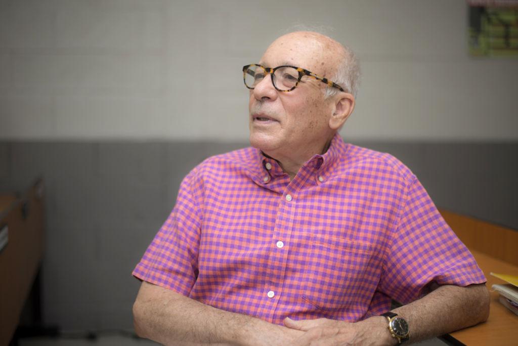 Bosco Matamoros, analista político y ex diplomático de Nicaragua. Foto: La Prensa / Cortesía
