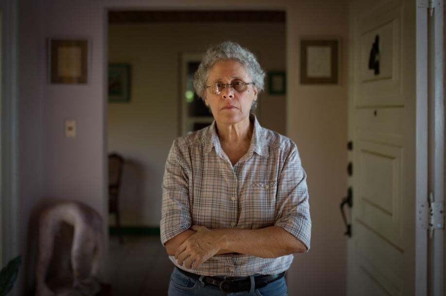 La exguerrillera y fundadora del Movimiento Renovador Sandinista, Dora María Téllez. Foto: Confidencial
