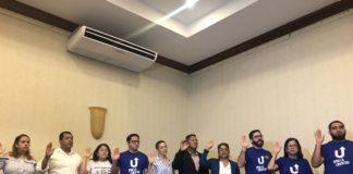 UNAB juramenta a los nuevos integrantes de su Consejo Político