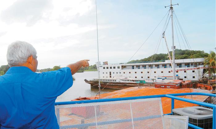 Países europeos rechazan 45 mil dólares al empresario Milton Arcia que ocuparía para adquirir repuestos para sus ferrys