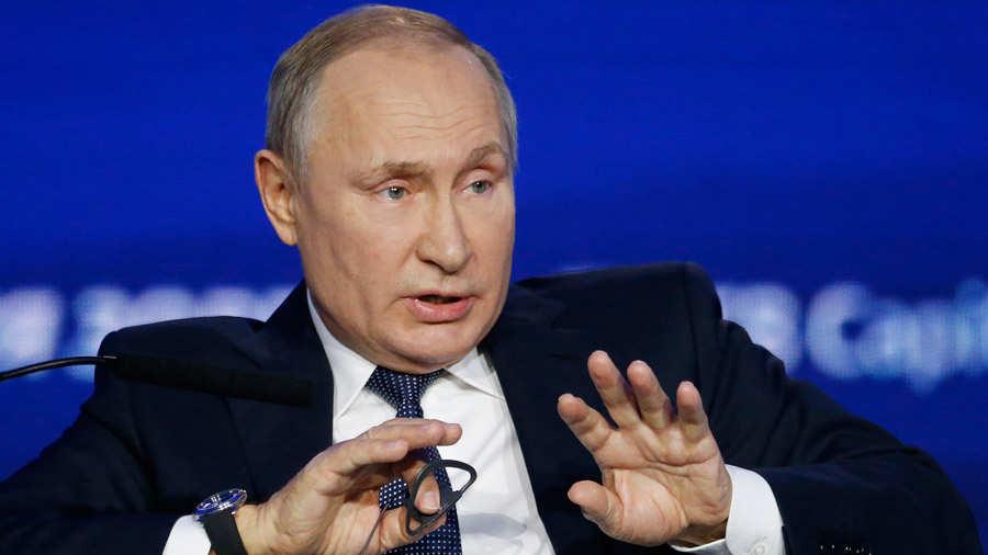 Gobierno de Rusia renuncia después que Vladimir Putin solicitará reformas constitucionales