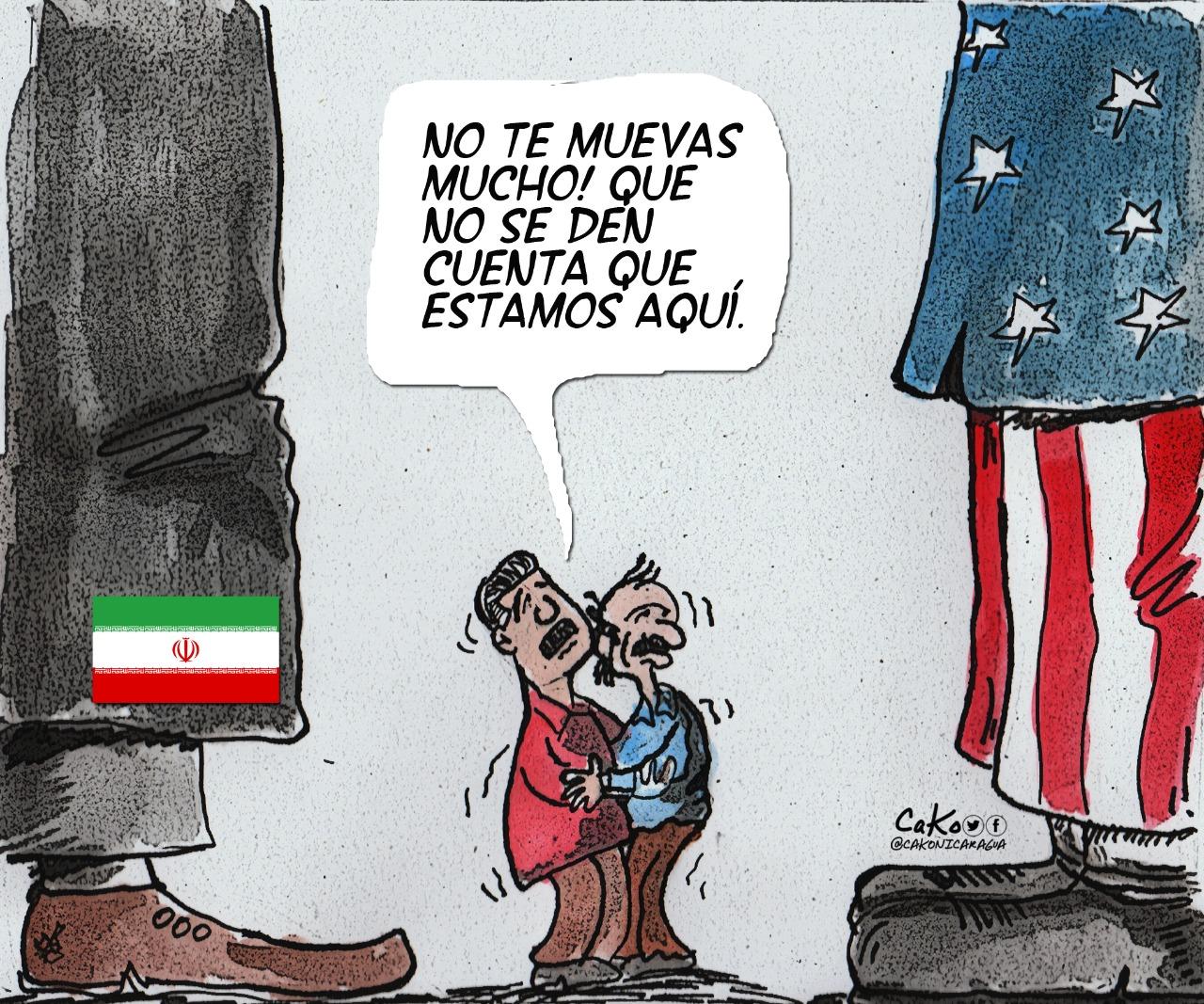 La Caricatura: Los dictadores en tembladera