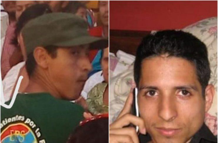 Identifican al paramilitar que arrebató la bandera de Nicaragua a una joven durante una actividad religiosa