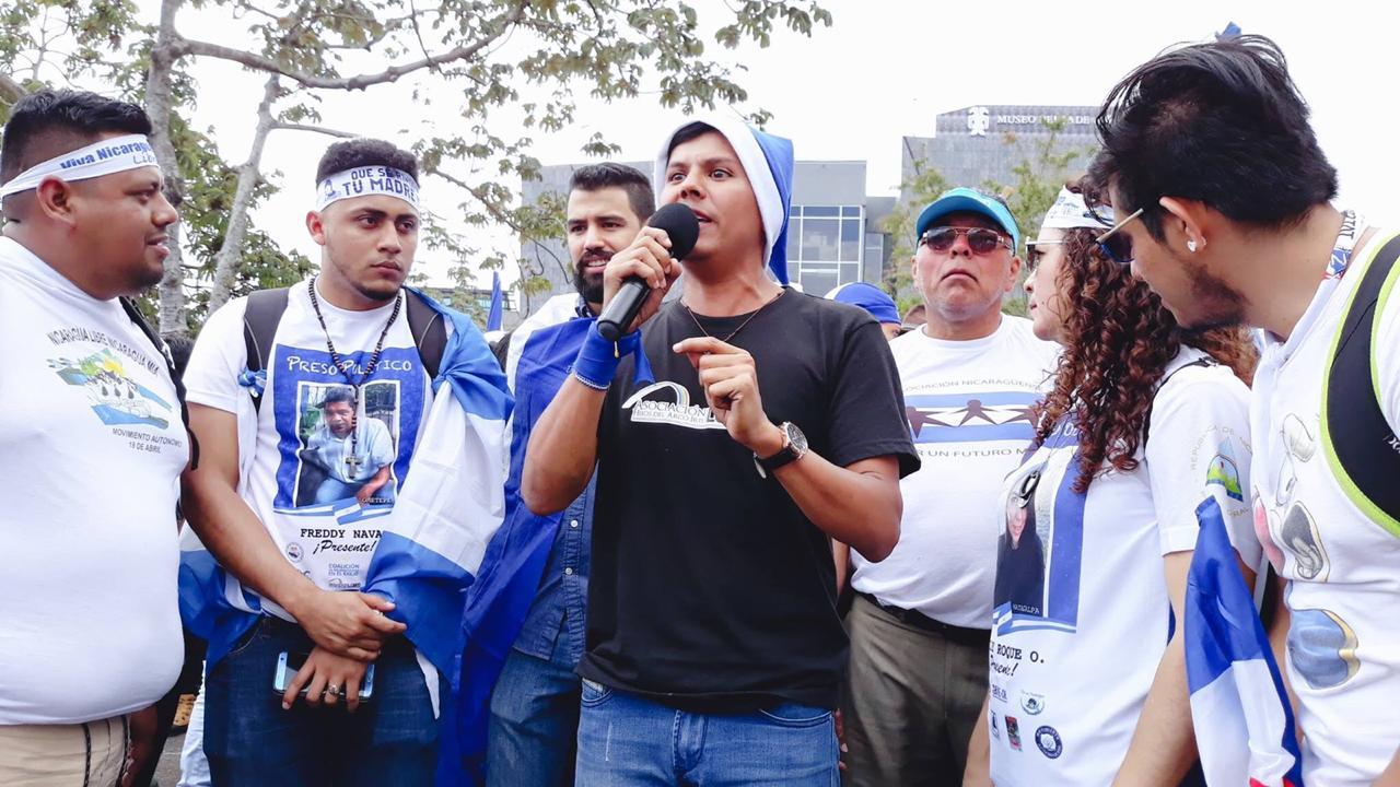 A juicio preso político de chontales, acusado de robar unos sombreros y un parlante