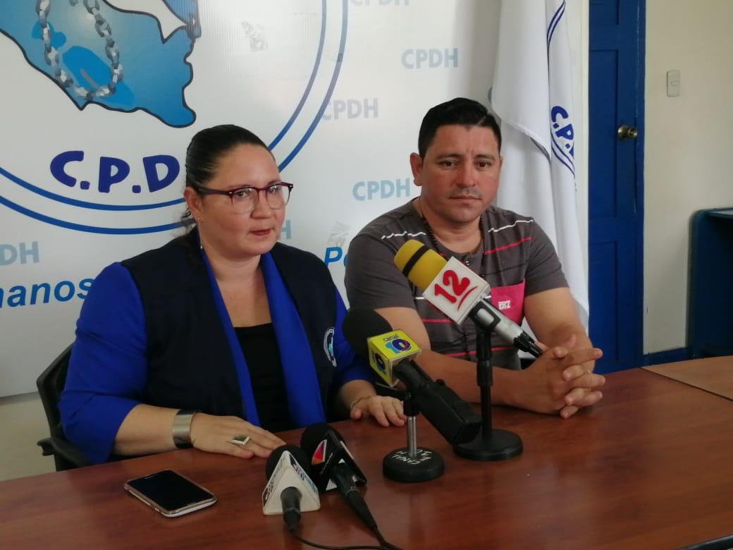 Reprograman juicio en contra del excarcelado político Pedro Gutiérrez acusado por los delitos de robo agravado y secuestro simple. Foto: Geovanny Shiffman / Artículo 66