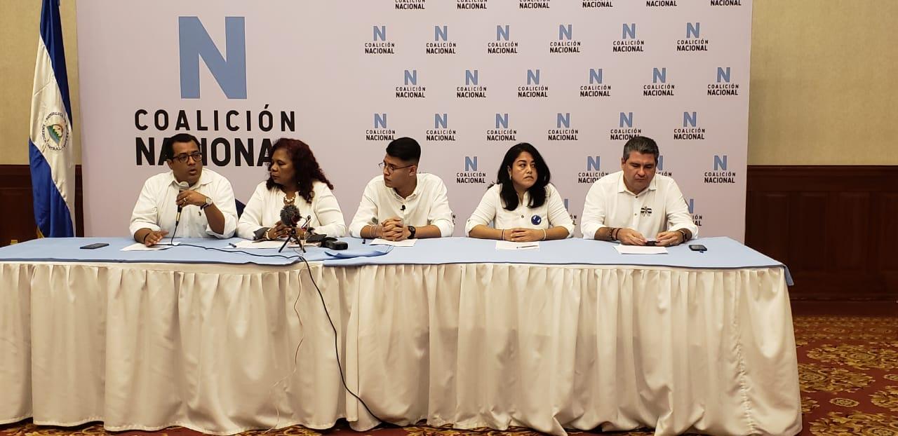 Alianza Cívica y UNAB lanzan campaña de la «gran coalición». Foto: G. Shiffman / Artículo 66