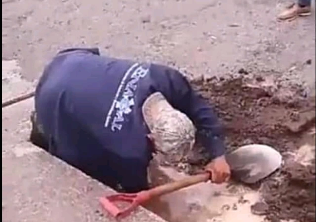Cortan servicio de agua potable a exrea política Tania Muñóz como represalia por seguir en resistencia contra el régimen. Foto: Cortesía