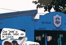 La Caricatura: El olor de la corrupción y el abuso de poder