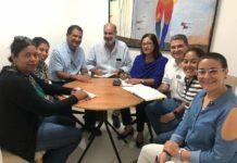 Alianza Cívica y UNAB se reúnen con Yatama para que se integren a la Coalición Nacional
