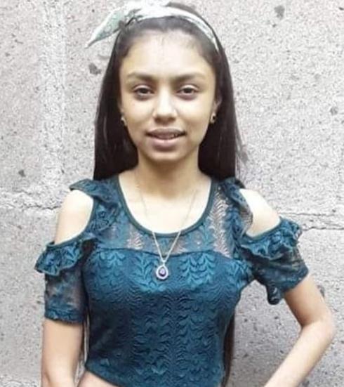 Alezka Rivera Hernández apareció después de cinco días. Foto: Cortesía
