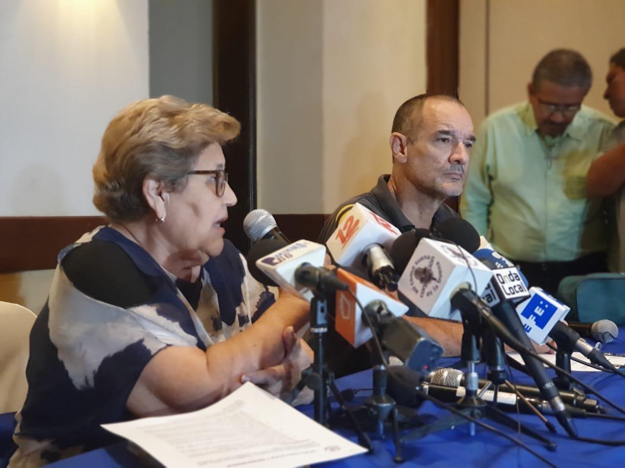 Ética y Transparencia pide a la Asamblea Nacional ser incluida en la discusión de reformas electorales. Foto: Álvaro Navarro/Artículo 66