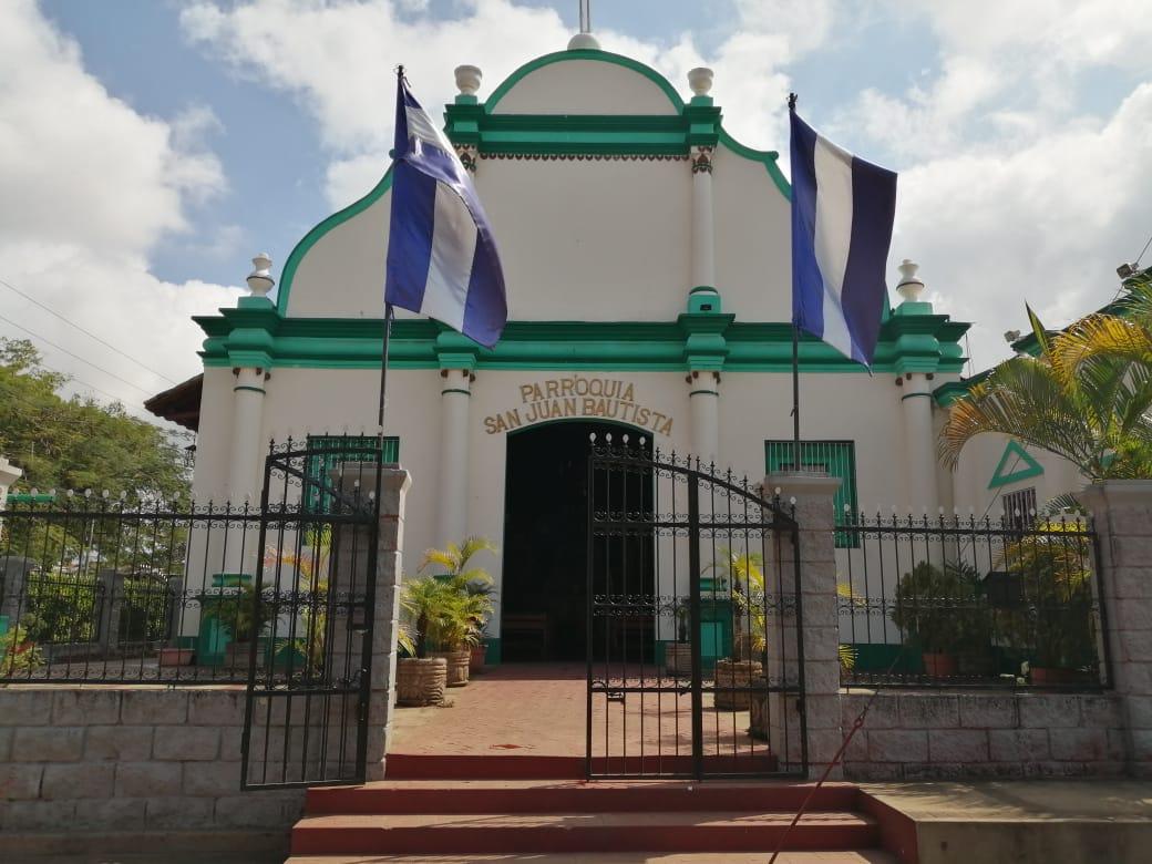 Realizarán colecta de útiles escolares en la iglesia San Juan Bautista de Masaya.Foto: Noel Miranda / Artículo 66