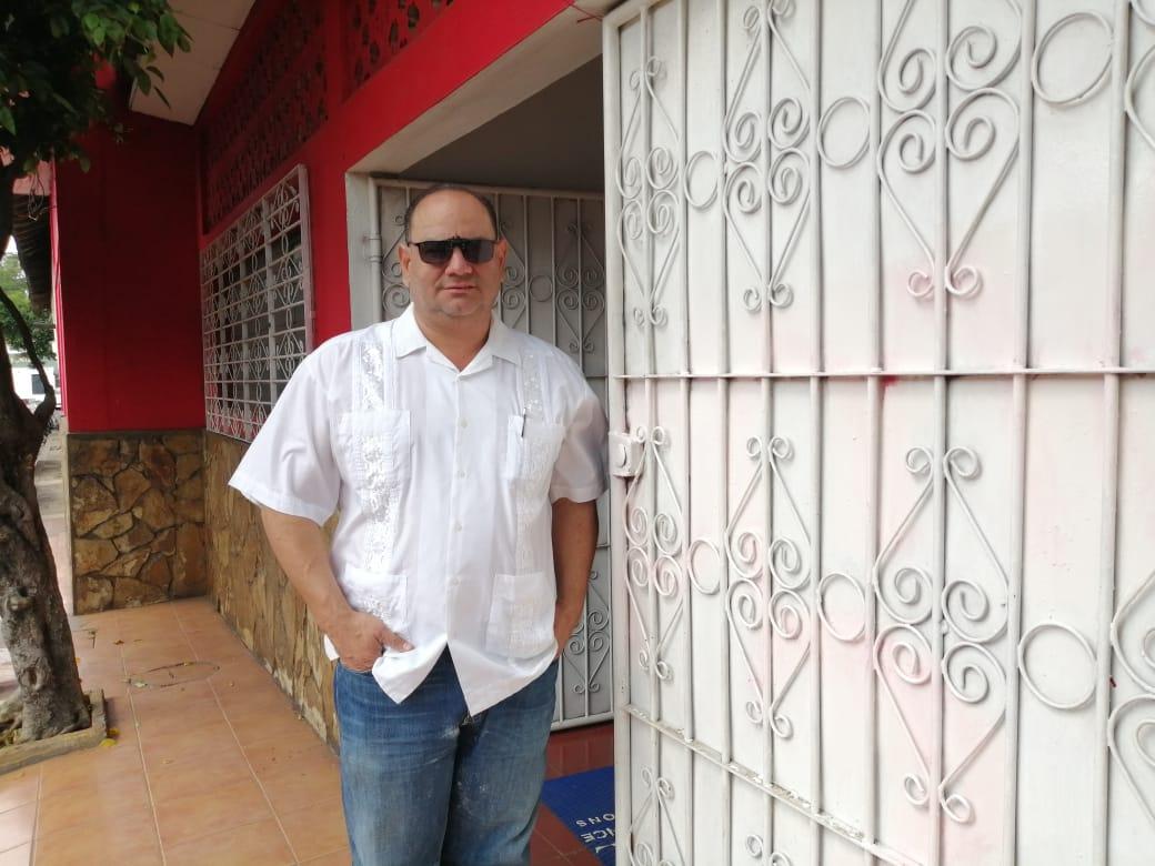 Abogado y exreo político Chester Membreño. Foto: Noel Miranda / Artículo 66
